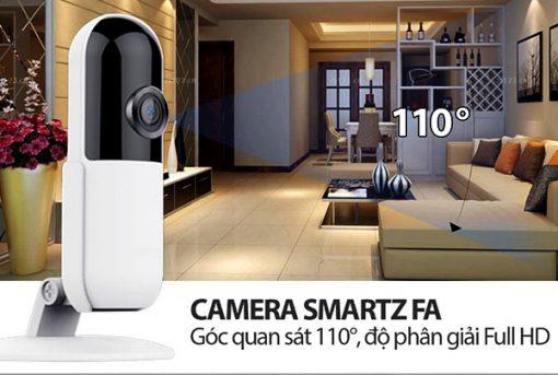 Camera IP Wifi SmartZ FA Quan Sát Góc Rộng