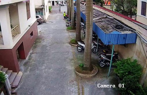 Hình Ảnh Quan Sát Camera Hikvision DS-2CE16D0T-IRP