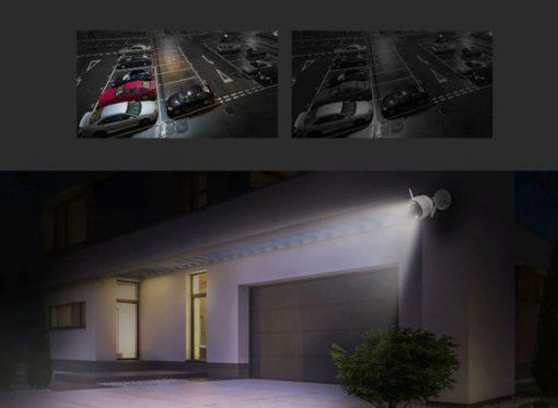 Camera AI Wifi Ezviz C3W 4MP Quan Sát Đêm Rất Tốt