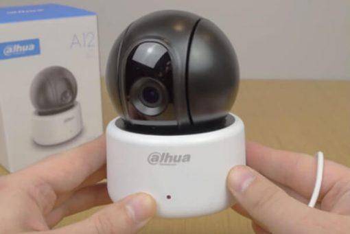Review Camera Robot Thông Minh Dahua IPC-A12P
