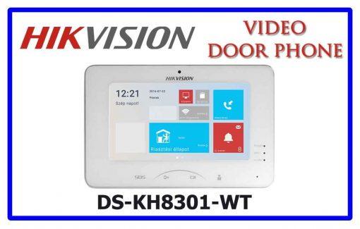 Hikvision DS-KH8310-WT Hệ Thống Liên Lạc Nội Bộ Video Công Nghệ