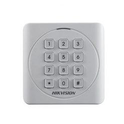 Đầu Đọc Thẻ Mifare HikVision DS-K1801MK Có Nút Bấm