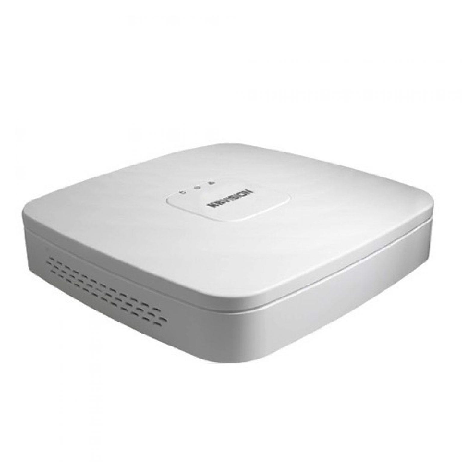 • Đầu ghi hình Mini HD 5 in 1 (CVI / TVI / AHD / ANALOG / IP) - 4 kênh + 2 kênh IP (6Mp) - vỏ nhựa.