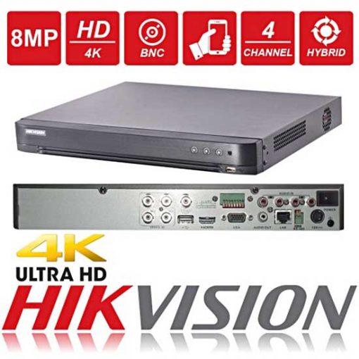Tính năng hấp dẫn trên Đầu Ghi Hình Hikvision DS-7204HTHI-K1