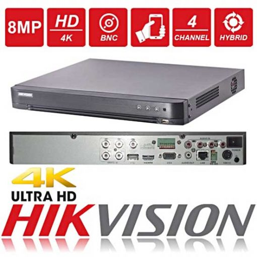 Đầu Ghi Hình Hikvision DS-7204HTHI-K1 tính năng hiện dại