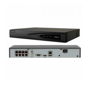 Chi Tiết Đầu Ghi Hình IP Hikvision DS-7608NI-K1(B)