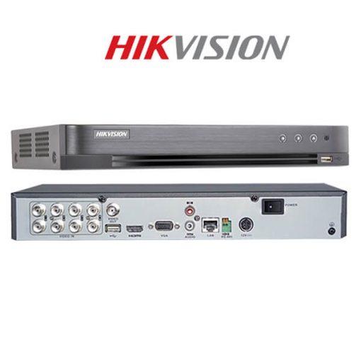 Review Đầu Ghi Hình Hikvision DS-7204HQHI-K1/P 4 kênh
