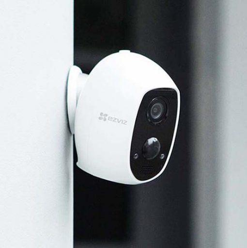 Camera IP Wifi Ezviz CS-C3A 1080p A0-1C2WPMFBR Lắp Đặt Đơn Giảnn