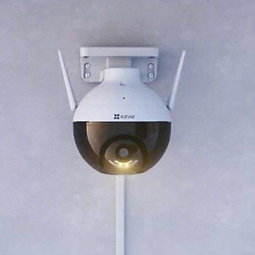 Camera IP Wifi EZVIZ C8C 1080P Chiếu Sáng Cực Rõ