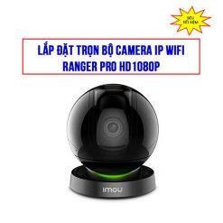 Camera Wifi Ranger Pro HD1080P Giá Rẻ