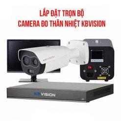 Trọn Bộ Camera Cảm Biến Thân Nhiệt Kbvision Giá Siêu Tiết Kiệm