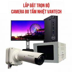 Trọn Bộ Camera Tầm Nhiệt Vantech VP-TN83Z Giá Tốt Nhất TPHCM
