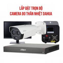 Trọn Bộ Camera Đo Thân Nhiệt Dahua DH-TPC-BF5421P-T