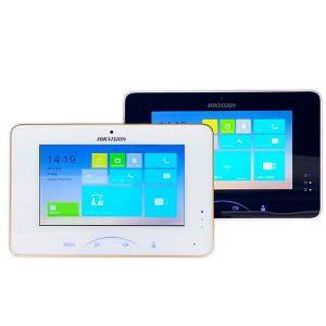 Màn Hình Cửa Wifi Thông Minh Hikvision DS-KH8301-WT