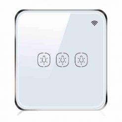 Công tắc Wifi cảm ứng 3 nút ONECAM LS-203