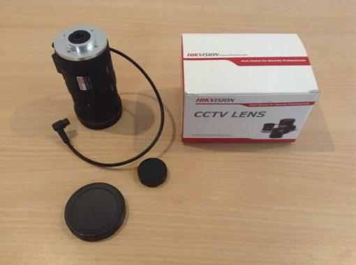 Mở Hộp Ống Kính Camera Hikvision HV1140D-8MPIR