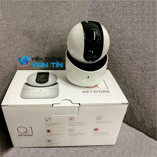 Review Camera Wi-Fi Robot Mini Hikvision DS-2CV2Q01FD-IW 720P
