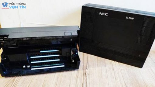 Review NEC SL1000 Tổng Đài Điện Thoại IP 4 trung kế 8 máy nhánh