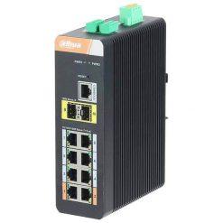 PFS4210-8GT-DP Switch PoE Công Nghiệp Dahua Giá Tốt 2021