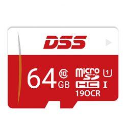 Thẻ Nhớ 64gb DAHUA DSS P500-64 Bảo Hành 2 Năm
