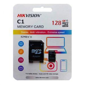 Thẻ Nhớ 128Gb Hikvision Mirco SD HS-TF-C1(STD)/128GB