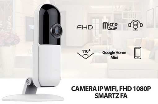Camera IP Wifi SmartZ FA Tính Năng Hiện Đại