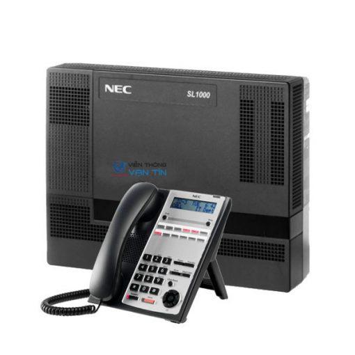 NEC SL1000 Tổng Đài Điện Thoại IP 4 trung kế 8 máy nhánh