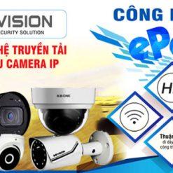 Top 5 camera ip kbvision nên mua
