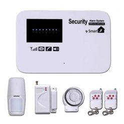 Bộ Báo Động Chống Trộm Dùng Sim GSM ĐTDĐ SmarrtZ GS09