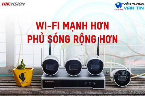 Bộ kit WIFI Hikvision NK42W0H(D)