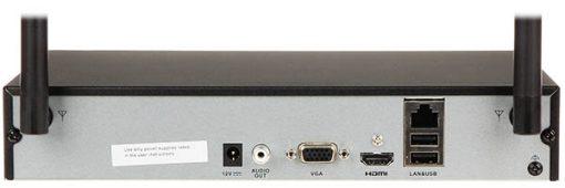 Cổng Kết Nối Đầu Ghi IP Hikvision DS-7104NI-K1/W/M