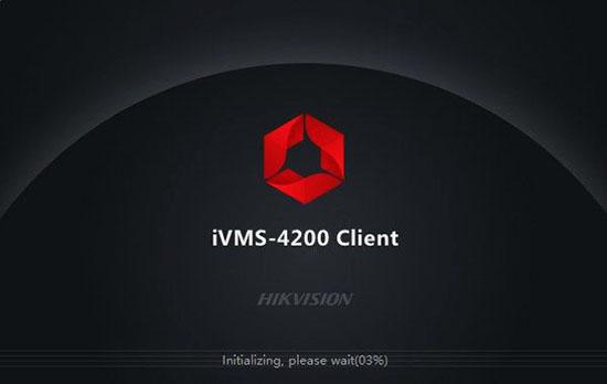 Khởi động phần mềm iVMS 4200 Client