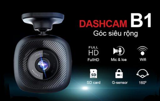 Hikvision B1 Siêu Phẩm Camera Hành Trình Ô Tô Thế Hệ Mới