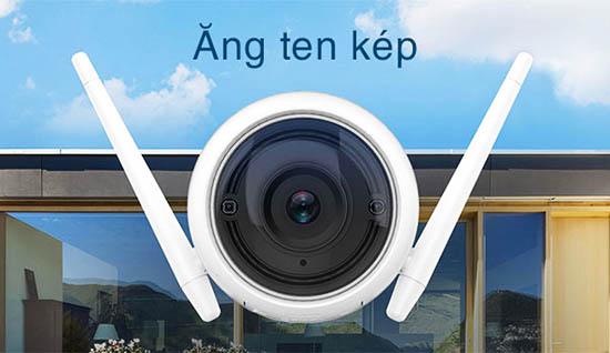 Ăng-Ten kép Camera Wifi EZVIZ C3WN 1080P