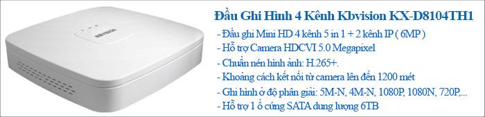 Đầu ghi hình Mini HD 5in1 (CVI / TVI / AHD / ANALOG / IP)