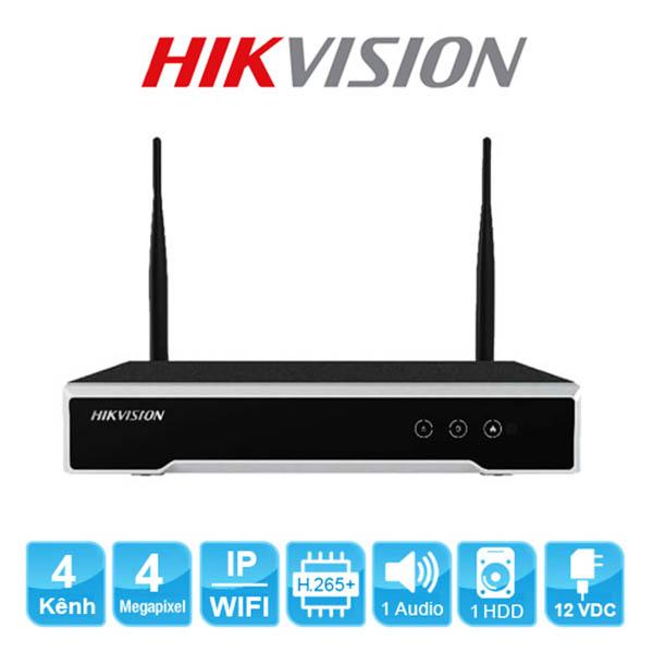 Đầu Ghi IP Hikvision DS-7104NI-K1/W/M Tính Năng Hiện Đại