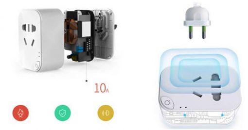 Ổ Cắm Wifi Thông Minh SmartZ SK08 CHịu Tải Tốt